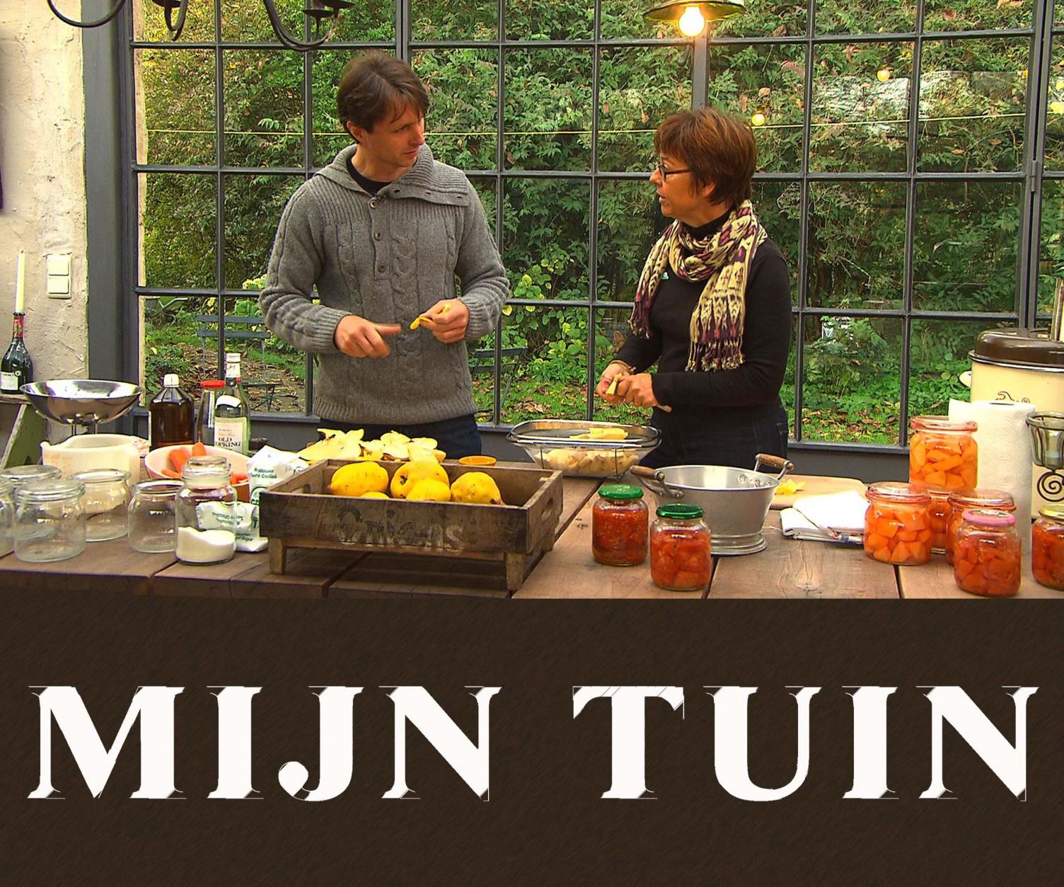 Kabinet pepijn verheyen groenprogramma 39 mijn tuin for Tuin programma